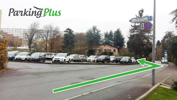ParkingPlus, Chemin de l'Avanchet 26, 1216 Cointrin