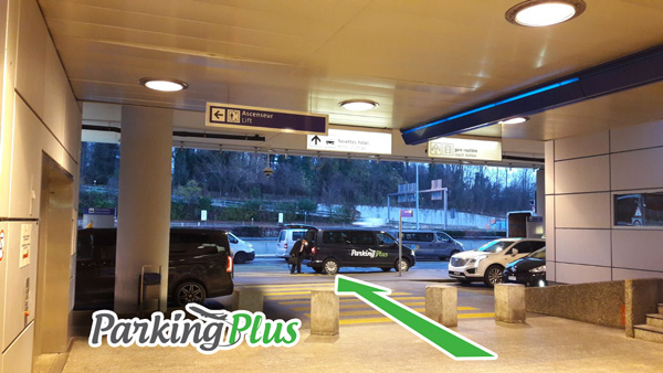 ParkingPlus Acces Gare Routiere